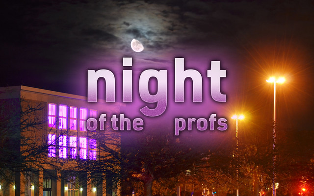 Night of the Profs 2017