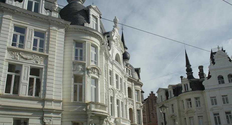 Antwerpen Zurenborg Cogels-Osylei | Mooistestedentrips.nl