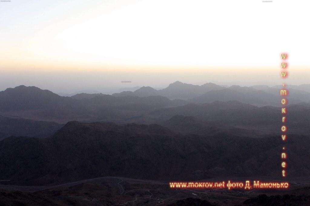 Синайские горы — Египт фото