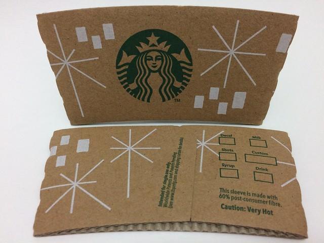Starbucks Taiwan 星巴克 star lights