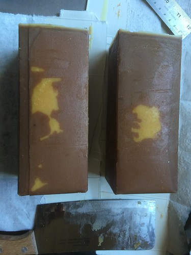 Elecampane Soap Bar Logs