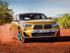 Yet another baby SUV – BMW X2