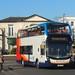 Stagecoach 15326 YN67YKK Paignton seafront 8 November 2017