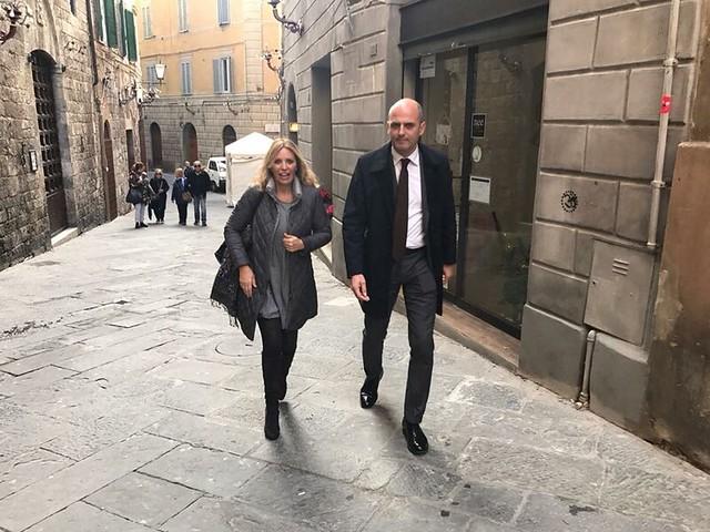 Header of Alessandra Mussolini