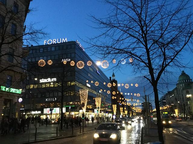 Xmas in Helsinki