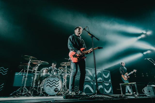 Lower Than Atlantis - Nottingham Motorpoint Arena - 18/11/17