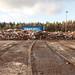 Castlebridge Colliery demolition