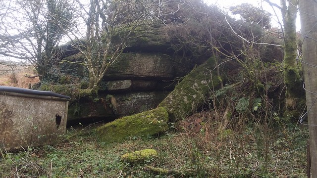 Badgers Holt Higher Outcrop