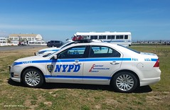 NYPD - Police Academy Driver Training - 2010 Ford Fusion Hybrid (1)