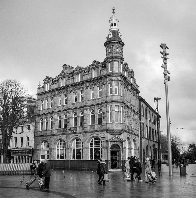 FILM - Former Yorkshire Bank, Hull