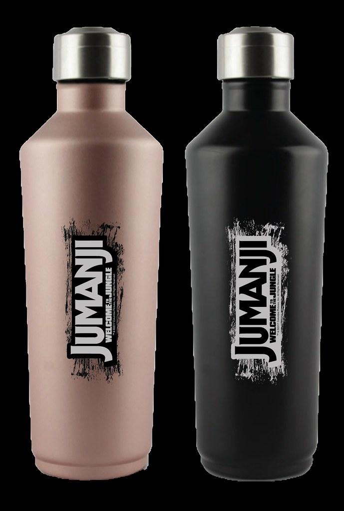 Jumanji_Stainless Steel Flask