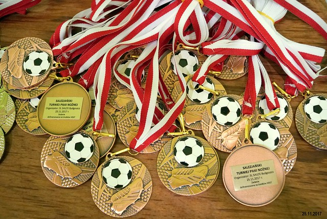 Jesienne okruchy salezjańskiego sportu