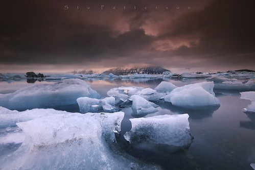 Where the Glacier ends