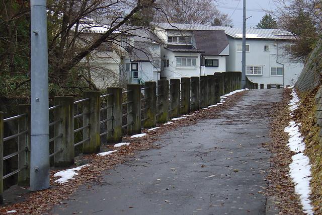 A school road