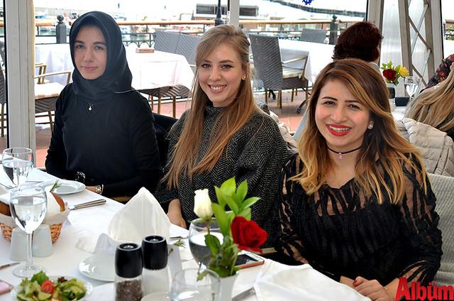Berna Akçalıoğlu Eczanesi sahibi Berna Akçalıoğlu, Kamburoğlu Eczanesi sahibi Özge Kamburoğlu, Aynur Eczanesi sahibi Aynur Özcan