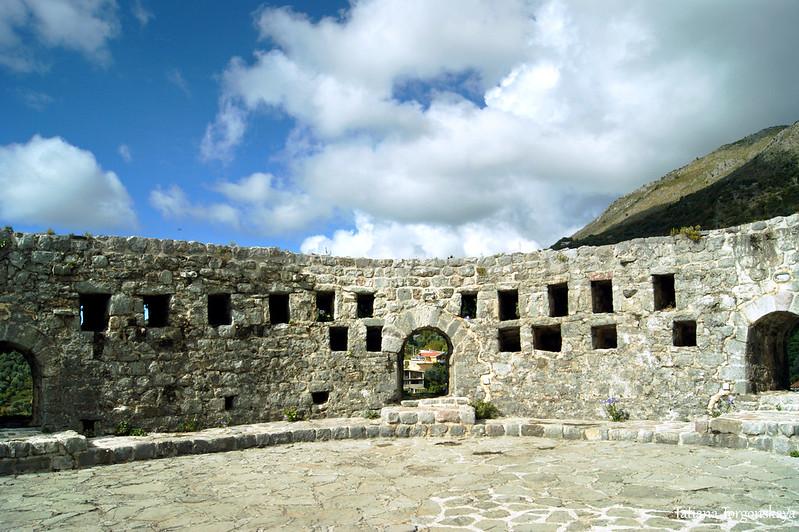 Верхняя часть башни