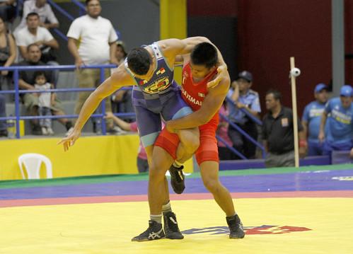 Lucha cierra con cinco medallas los Juegos Centroamericanos