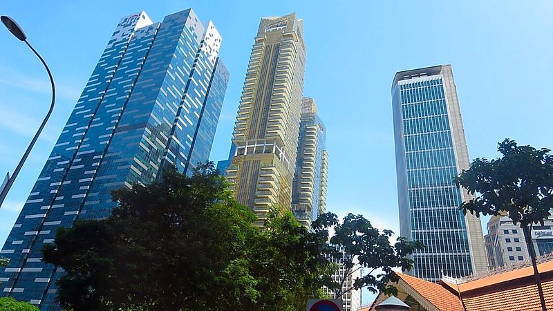 Singapore Island Asian Lion City