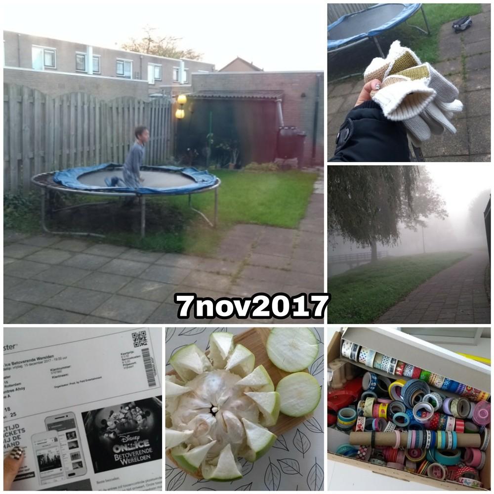 7 nov 2017 Snapshot