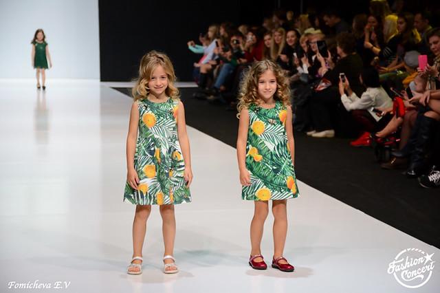 детская мода MFW