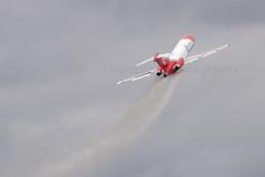 G-OSRB T2 Aviation Oil Spill Response B727-200 RAF Scampton 2017