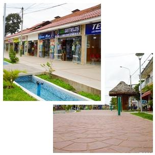 Boulevard Tacna (Pucallpa - Perú)