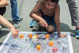 Peatoniños (México). Recuperar la ciudad para la infancia