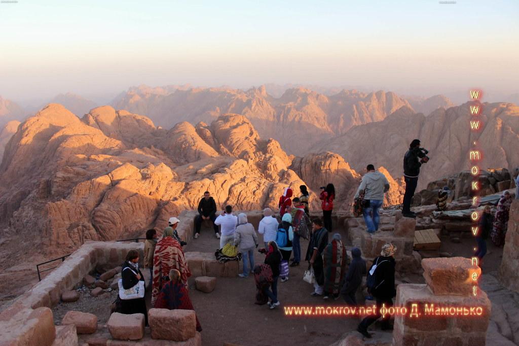 Синайские горы — Египт фото достопримечательностей