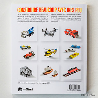 Livre LEGO - Le monde LEGO en mini 02