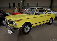 1972 BMW 2002 Baur cabriolet