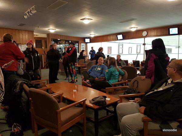 Unionville Curling Club lounge