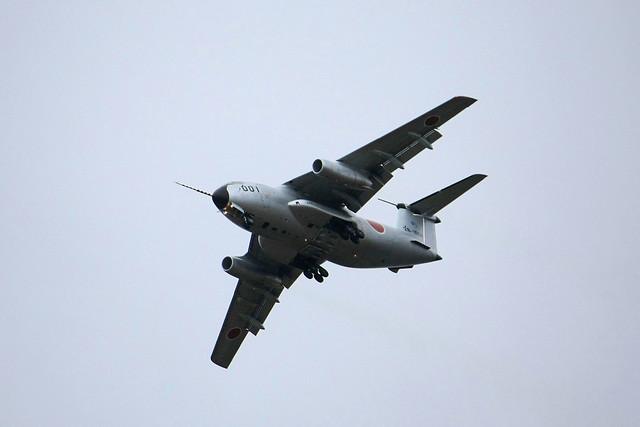 飛行開発実験団C-1 28-1001 IMG_6991_2
