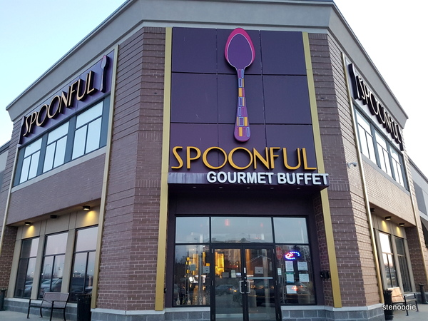 Spoonful buffet storefront