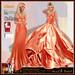 ALB SHANI dress & gown orange