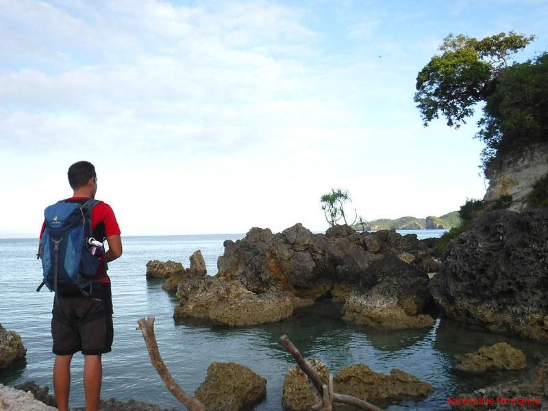 Contemplating adventure