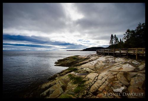 Saguenay estuary