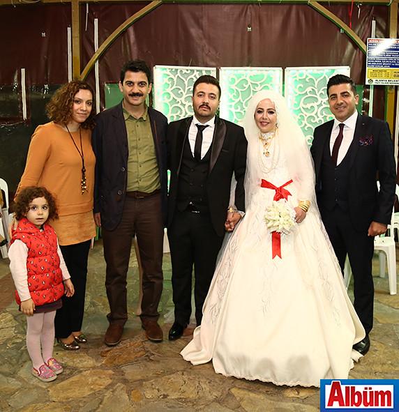 Aybüke Kuloğlu, Gülşah Kuloğlu, Turan Kuloğlu, Ahmet Can, Hatice Sifir, Davut Sifir