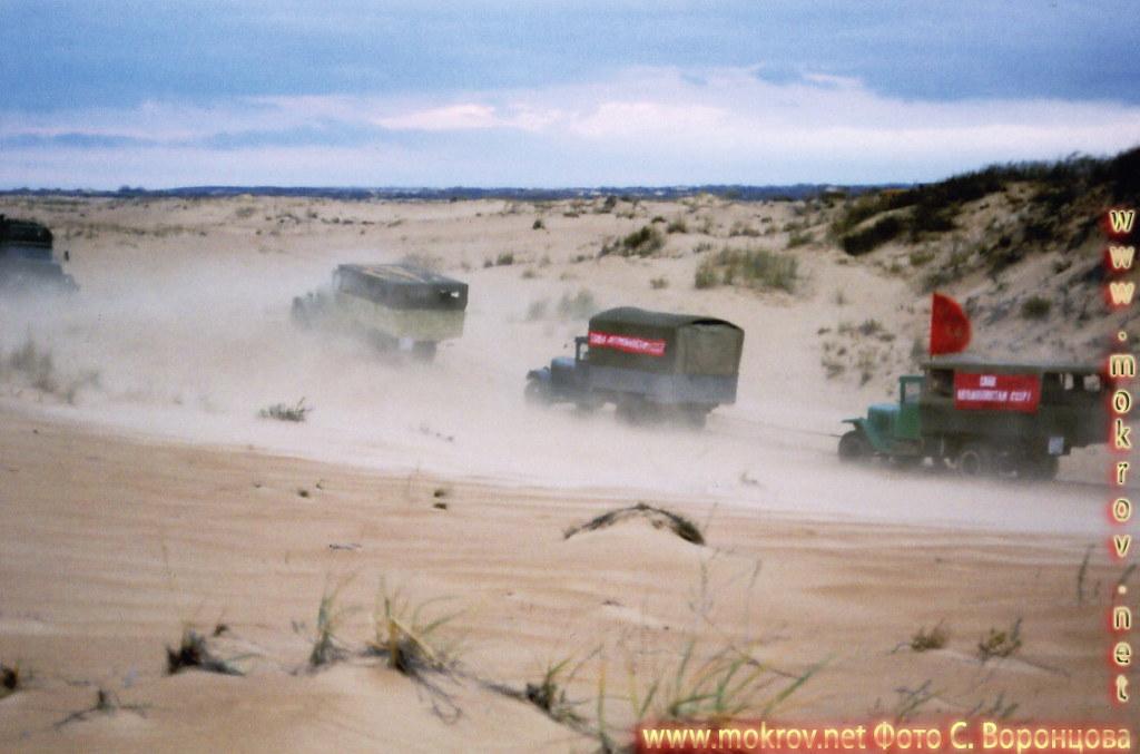 Тайна черных песков