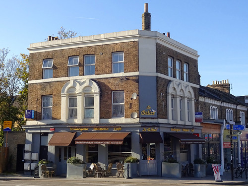Le Delice, Ladywell, London SE13