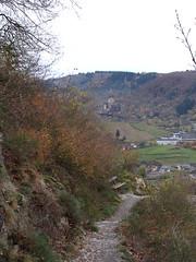 Spaziergang über den Moselhöhenweg