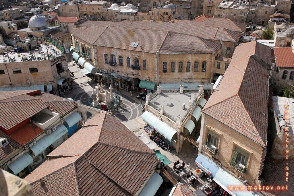 Улицы в Иерусалиме фотозарисовки