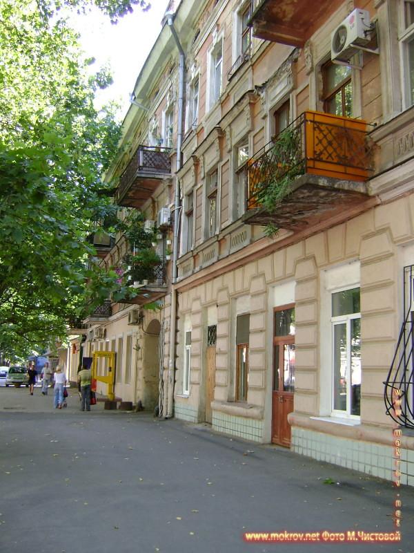 Исторический центр Города Одесса — Украина фото