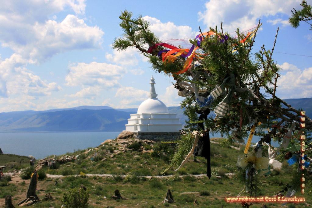 Остров Огой Озеро Байкал художественная фотография
