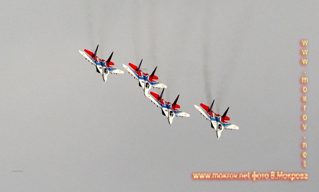 Миг-29 фотозарисовки