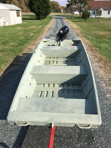 #5046 Jon Boat