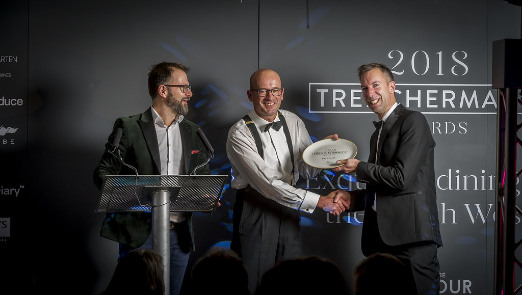 Trenchermans awards