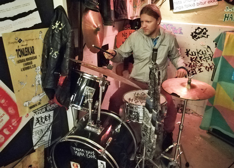 drums-iceland-punk-museum