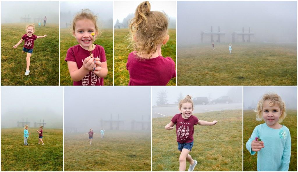 fun in the fog