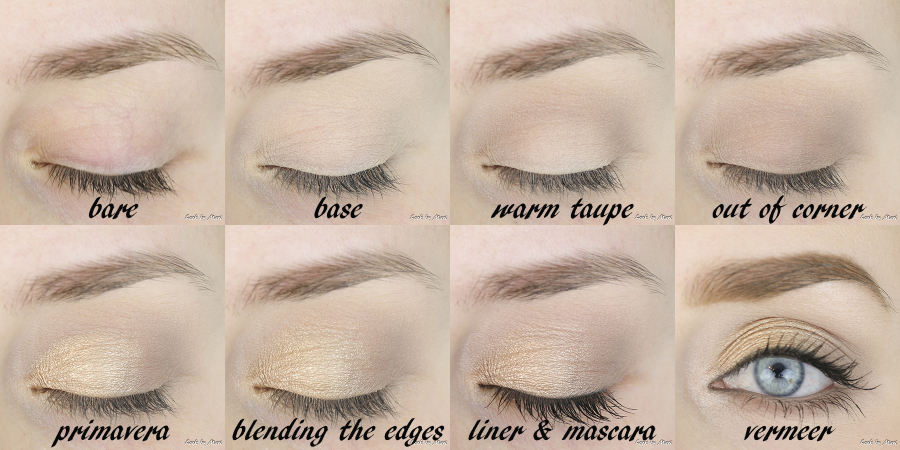 6 easy gold eye makeup glam party step by step easy for beginners