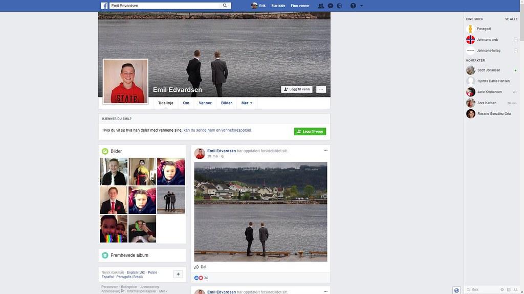 emil edvardsen facebook